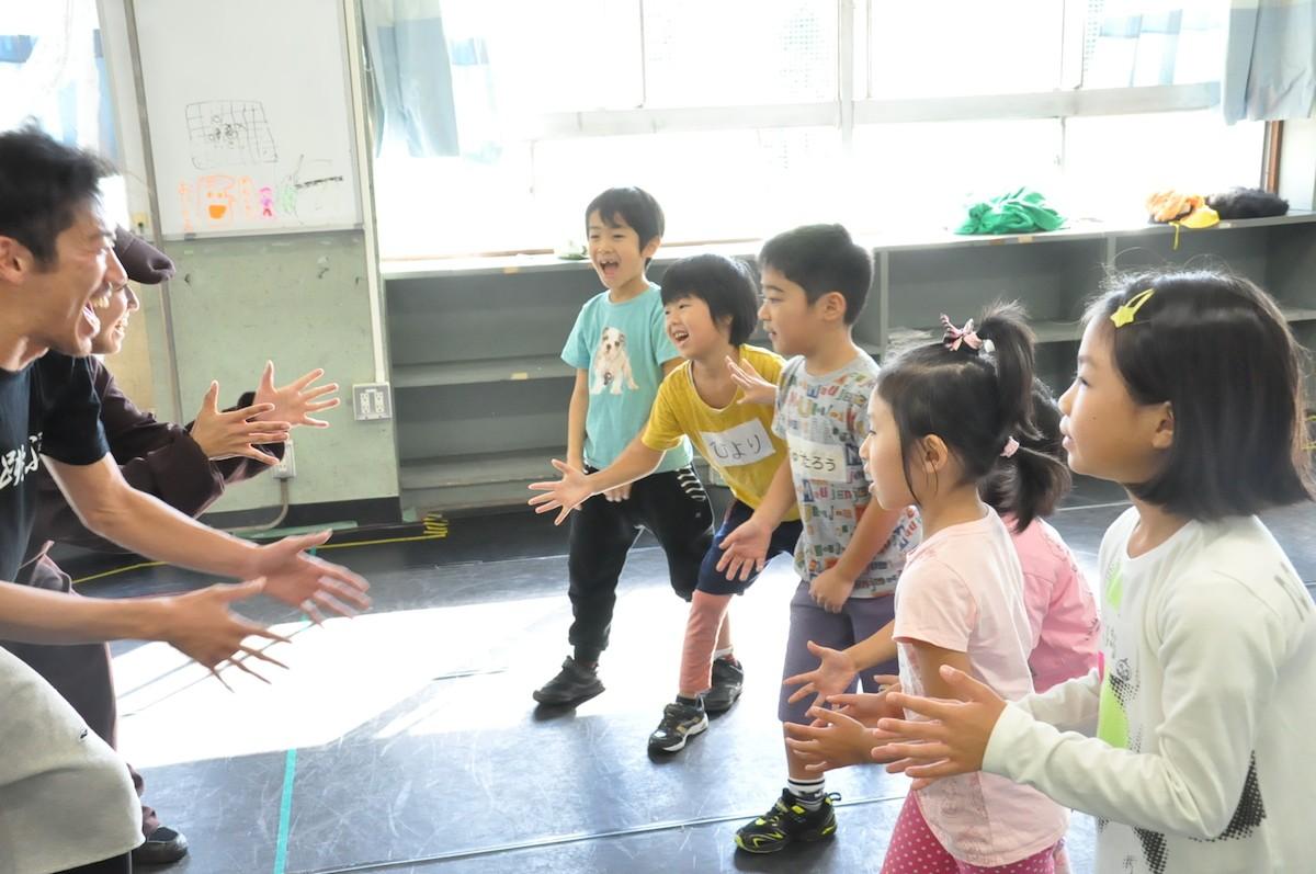 児童教室風景