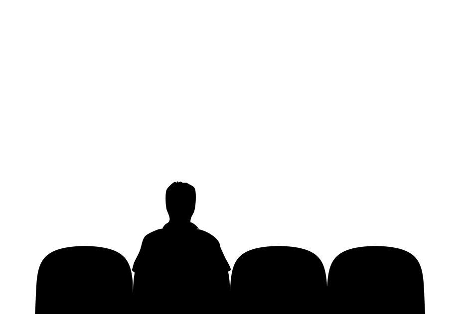 Movie Theater Silhouette Pictures to Pin on Pinterest ...